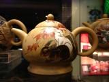 Freehand Rabbit Teapot