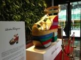 Salvatore Ferragamo Rainbow Sandals