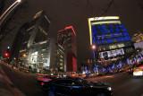 Part of Taipei by night