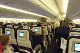 Air France 777 Interior
