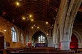 Castlemorton church nave