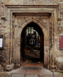All Saints Church later south doorway