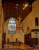 All Saints Church nave