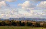 Malvern Hills from Croome Park
