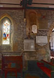 where the chancel arch isn't