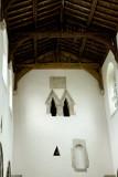 details of upper west nave