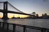 Sunrise ... New York style