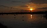 Sunset at Magan Mikhael