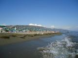 Cold water, Velipoja beach