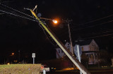 Pole Accident - April 10, 2010