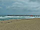 Lake Worth Pier & Hurricane Sandy