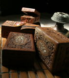 Carved Boxes *