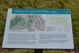 Wharram Percy village ruins