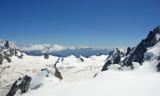 Mont Blanc  L'Aiguille du Midi Chamonix France 2011