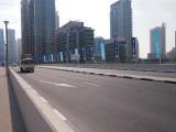 Bridge across to the Marina area