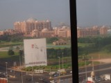 Emirates Palace - where the man in charge lives