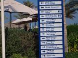Hilton Abu Dhabi Beach club - lots to do
