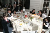 The grand-kid's table