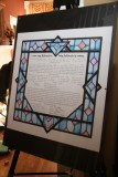 The Ketubah - Jewish Wedding Certificate