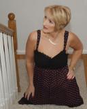 08 black polka dot sheer chemise jan 2012.jpg
