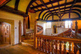 Staircase & landing, Barrington Court
