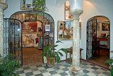 Art gallery, Marbella old town