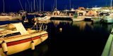 Harbour at night, Puerto Banus