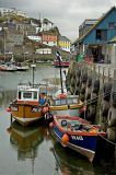 More boats, Mevagissey, Cornwall