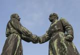 Soviet-Hungarian Friendship Memorial