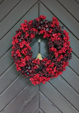 High ISO wreath