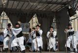 Festival performance, men's dance
