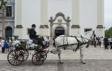 Their carriage awaits