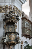 Dominican Church, pulpit