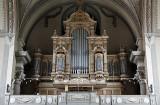 Vác cathedral, organ
