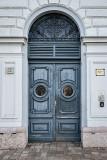Dominican convent door