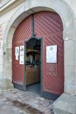 Inviting doorway