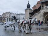 Classic Kraków transportation