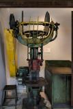 Equipment used in Schindler's enamel factory