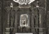 Chapel of St. Kinga, main altar