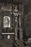Chapel of St. Kinga, crucifix