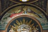 Jesuit Church, side altar detail