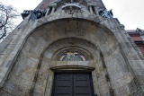 Jesuit Church, south portal