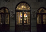 Jesuit Church, entrance