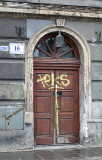 Ghetto door