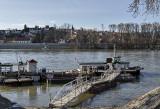 Szentendre across the Danube