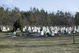 Roadside cemetery
