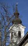 Szigetmonostor church
