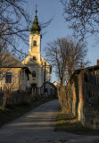 Church in Kisoroszi
