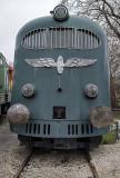 The 'retro' diesel