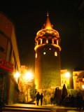 Gallata Tower. Istanbul
